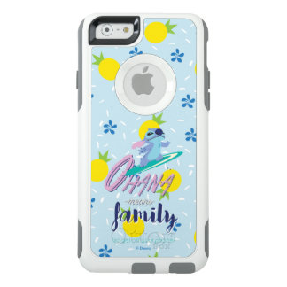 Lilo & Stich | Ohana Means Family OtterBox iPhone 6/6s Case