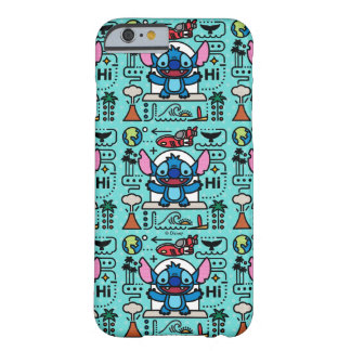 Lilo & Stich | Stitch Emoji Barely There iPhone 6 Case
