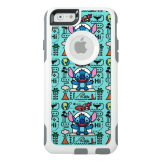 Lilo & Stich | Stitch Emoji OtterBox iPhone 6/6s Case
