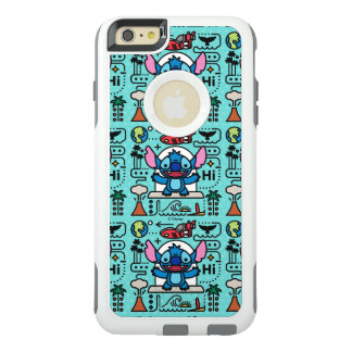 Lilo & Stich | Stitch Emoji OtterBox iPhone 6/6s Plus Case