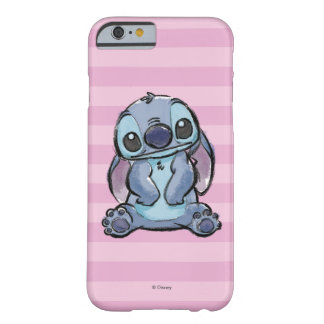 Lilo & Stich | Stitch Sketch Barely There iPhone 6 Case