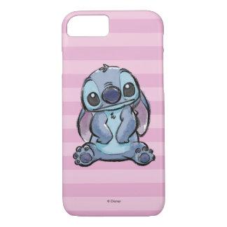 Lilo & Stich | Stitch Sketch iPhone 8/7 Case