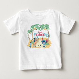 Lilo & Stitch | Come visit the islands! Baby T-Shirt