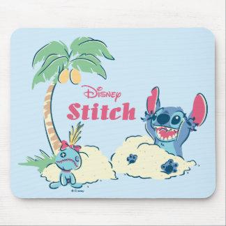 Lilo & Stitch   Ohana Means Family Mouse Pad