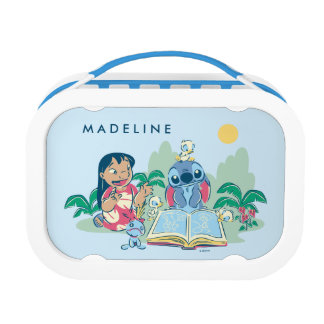 Lilo & Stitch | Reading the Ugly Duckling Lunch Box