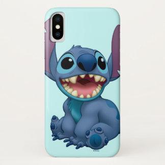 Lilo & Stitch | Stitch Excited iPhone X Case