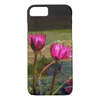 Lily Blooms iPhone 7 Barely There Case