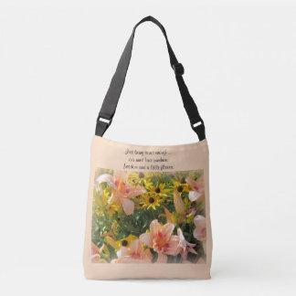 Lily Garden, Flower Lover's Crossbody Bag