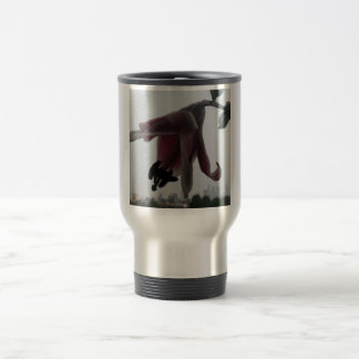 Lily in London by the Shard Design - Travel Mug
