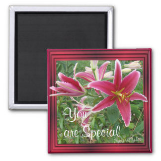 Lily Magnet-customize it Magnet