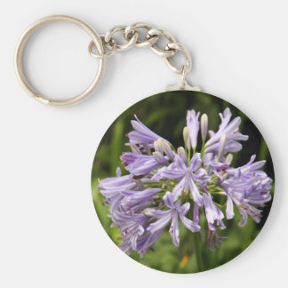 Lily of the Nile Keychain