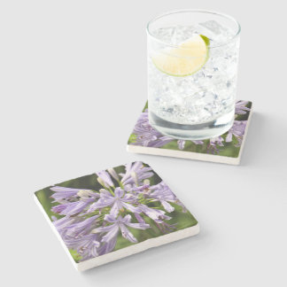 Lily of the Nile Stone Coaster