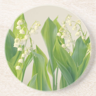 Lily of the Valley Coaster