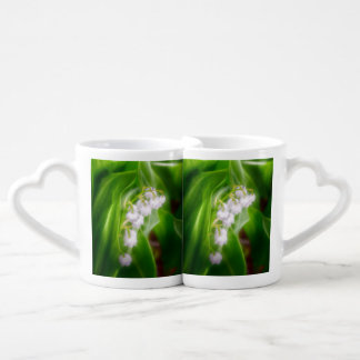 Lily of the Valley Coffee Mug Set