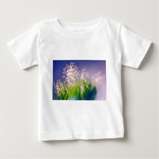 Lily of the Valley Dance in Blue Baby T-Shirt