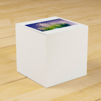 Lily of the Valley Dance in Blue Favour Box