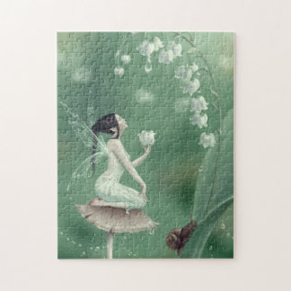 Lily of the Valley Fairy Puzzle