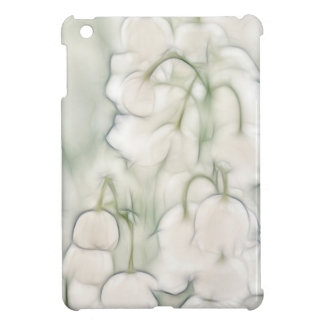 Lily of the Valley Flower Bouquet iPad Mini Case