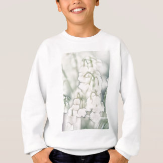 Lily of the Valley Flower Bouquet Sweatshirt