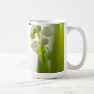 Lily of the Valley Flower Coffee Mug