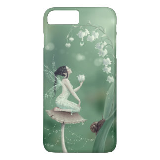 Lily of the Valley Flower Fairy iPhone 8 Plus/7 Plus Case