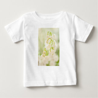 Lily of the Valley Flower Group Sketch Baby T-Shirt