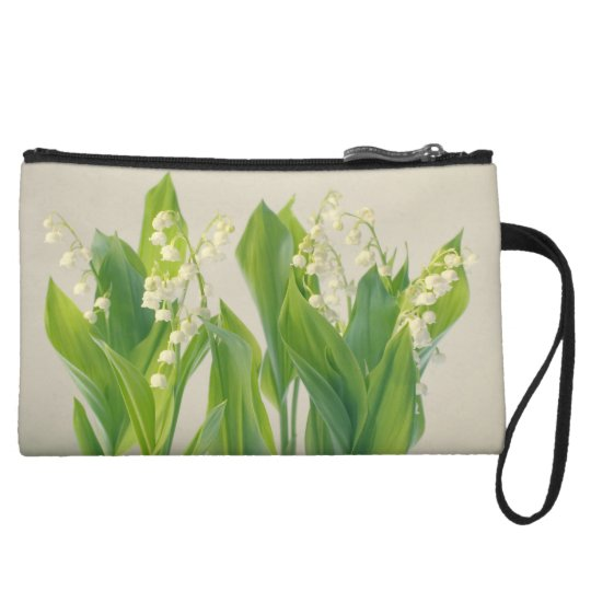 Lily of the Valley Flower Group Wristlets
