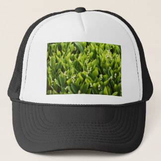 Lily of the Valley Flower Patch Trucker Hat