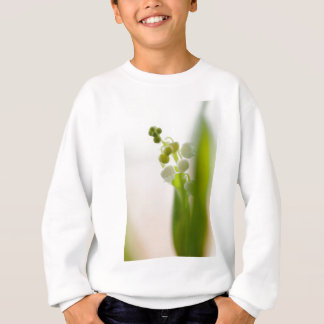 Lily of the Valley Flower Sweatshirt