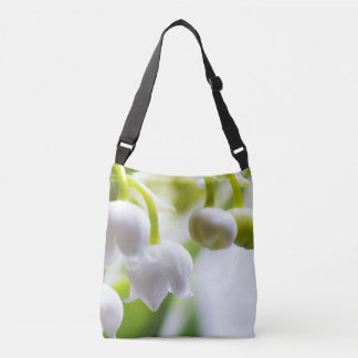Lily of the Valley Flowers Crossbody Bag