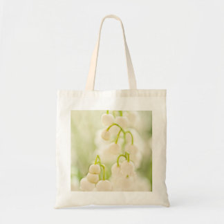 Lily of the Valley Flowers Tote Bag