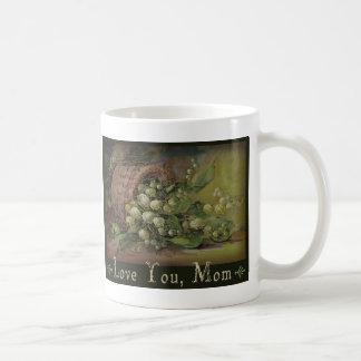 Lily-of-the-Valley Mom Mug