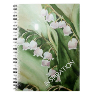 LILY OF THE VALLEY | NOTEBOOKS