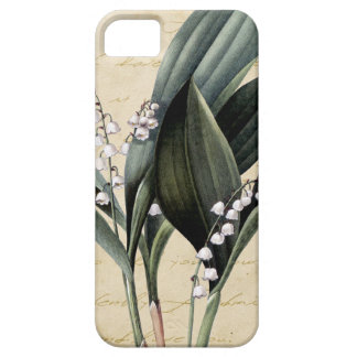 Lily of the valley on pride and prejudice text barely there iPhone 5 case
