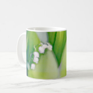 Lily of the Valley Sketch Coffee Mug
