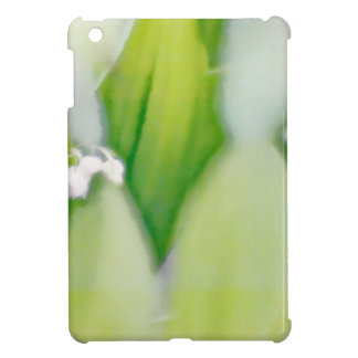 Lily of the Valley Sketch iPad Mini Cases