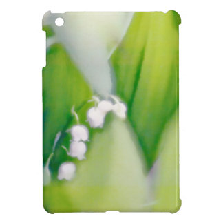 Lily of the Valley Sketch iPad Mini Cover