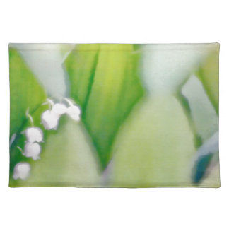Lily of the Valley Sketch Placemat