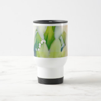 Lily of the Valley Sketch Travel Mug
