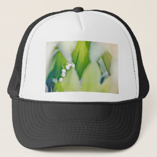 Lily of the Valley Sketch Trucker Hat