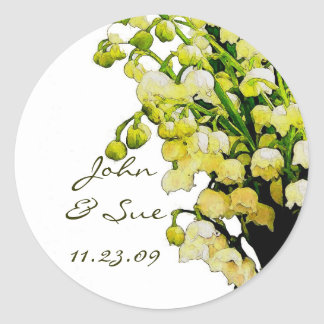 Lily of the Valley - Sticker