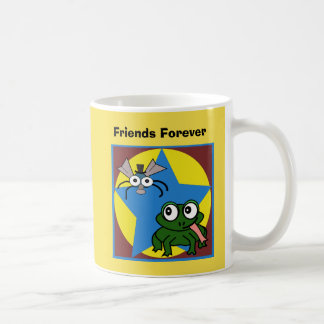 Lily Pad Alliance Friends Forever Mug