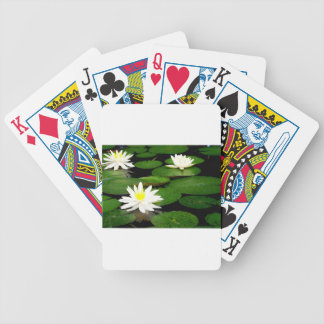 Lily Pad Bicycle Playing Cards