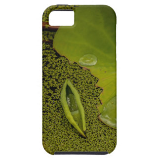 Lily pad case for the iPhone 5