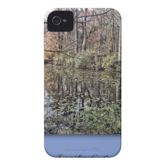 Lily Pad Inlet Case-Mate iPhone 4 Cases