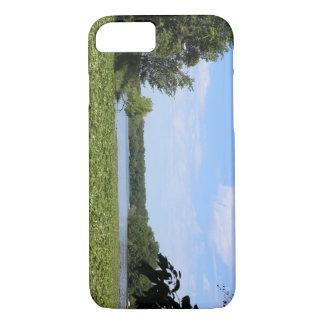 Lily Pad Lake Landscape iPhone 7 Case
