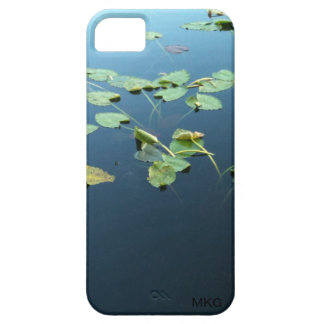 lily pad leaves iPhone Case iPhone 5 Covers