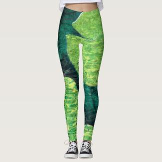 Lily Pad Leggings