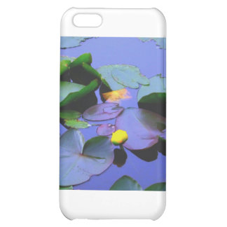 Lily Pads and flower iPhone 5C Cases