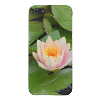 Lily Pads and Pink Flower Speck iPhone Case Cover For iPhone 5/5S